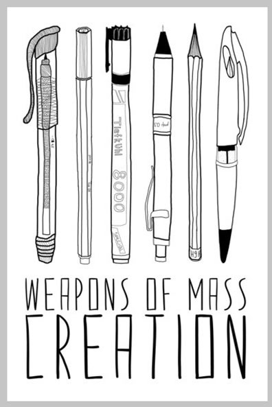 Weapons-of-mass-creation